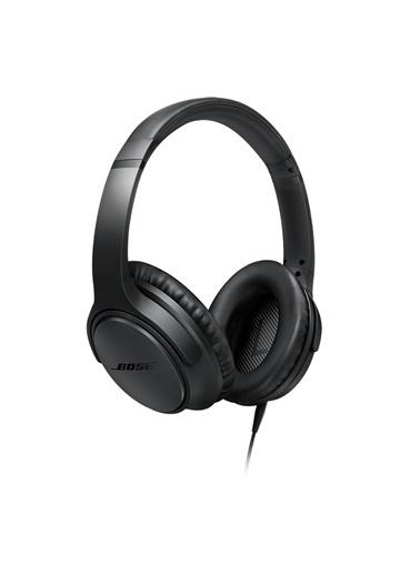 Bose SoundTrue II Siyah Kulak Üstü Kulaklık (belli Apple cihazları için) Siyah